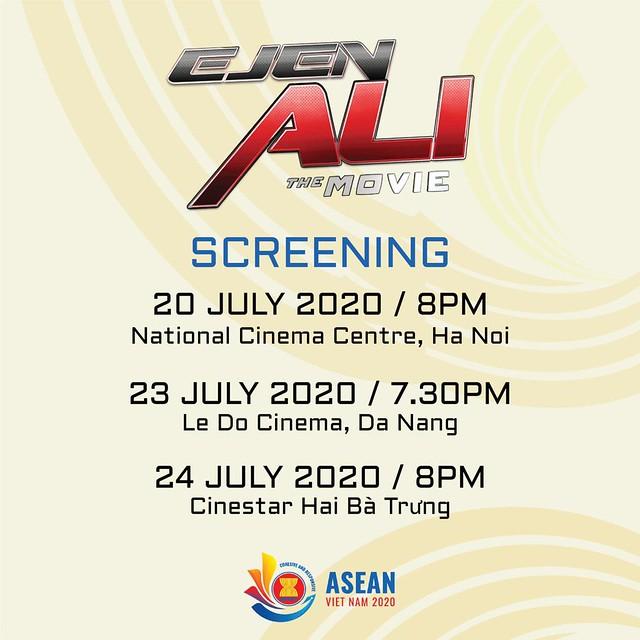 EATM @ Vietnam (Schedule)