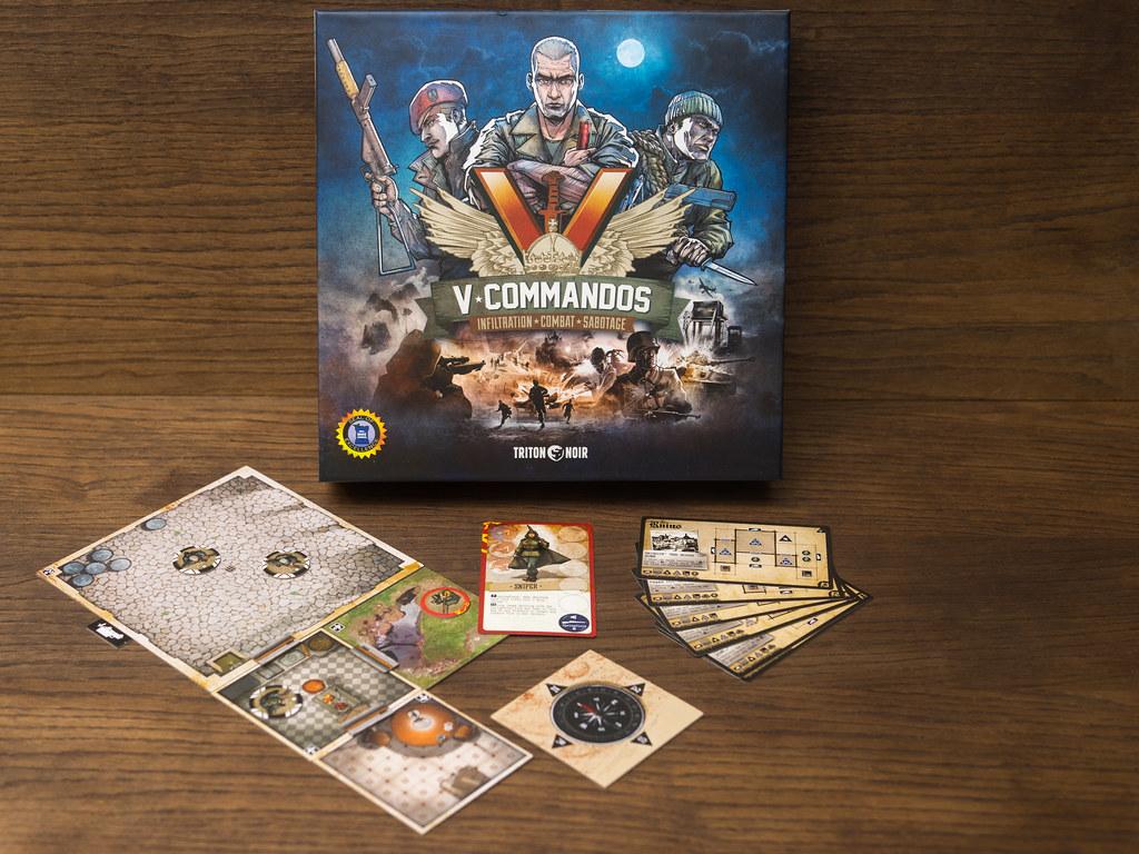 v-commandos juego game