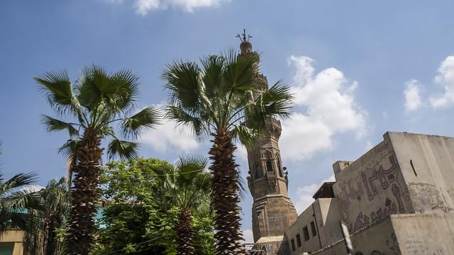 Fadel Pasha Mosque in Islamic Cairo Egypt