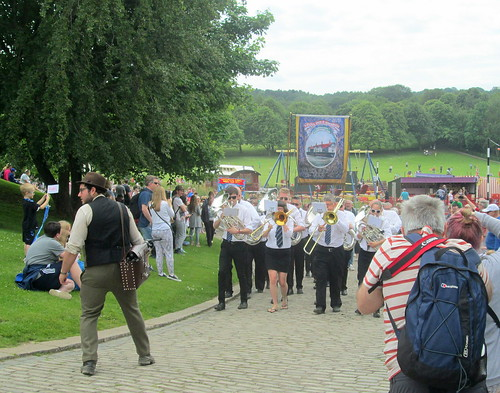 Procession, Beamish