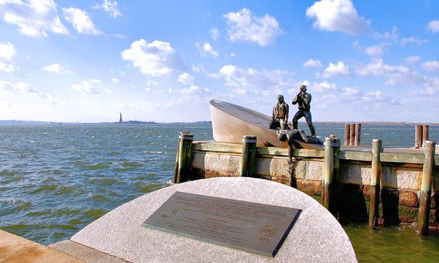 American Merchant Mariners' Memorial ......