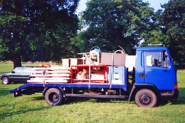 Leyland Roadrunner B762 YAV