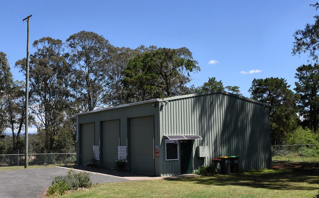 Rural Fire Brigade, Cobbitty, Sydney, NSW.
