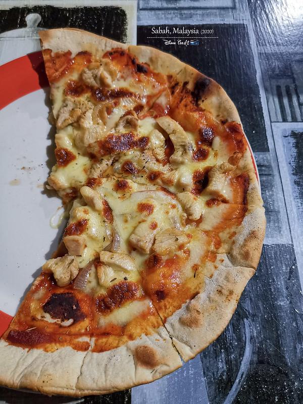 2020 Kudat Wood Fire Pizza Oven