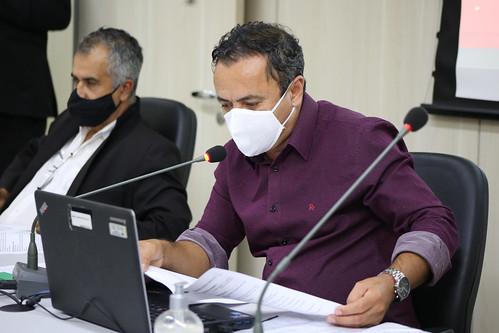 15ª Reunião Ordinária - Comissão de Saúde e Saneamento