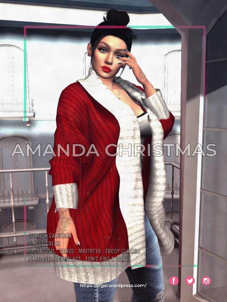 ZFG AMANDA CHRISTMAS
