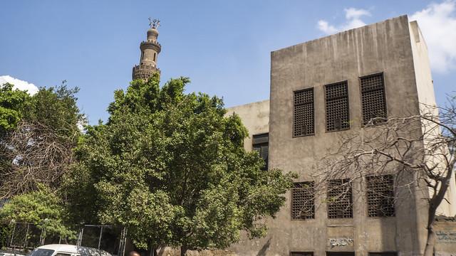 Fadel Pasha Mosque in Islamic Cairo of Egypt
