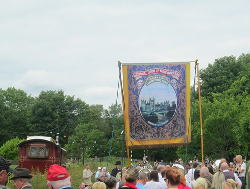 Miners' Banner, Beamish