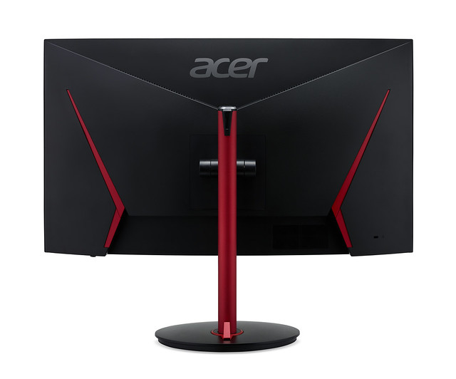 Acer Nitro XZ2 Series Back