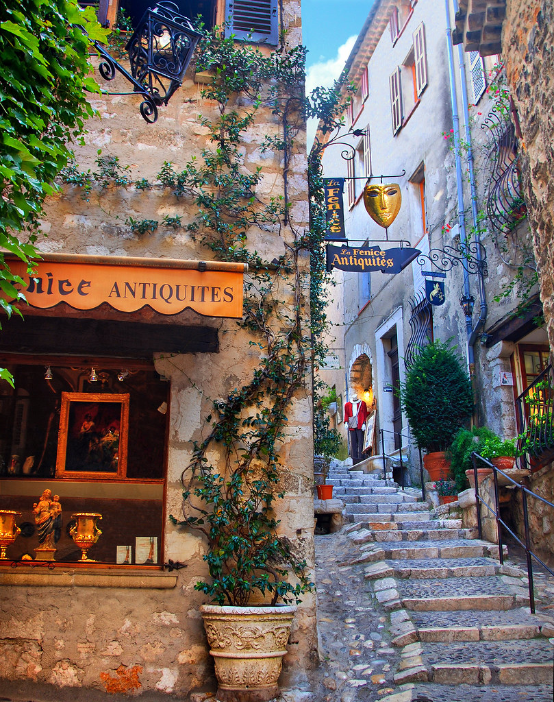 *High in the hills of Provence