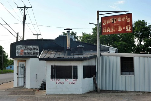 Jasper's Bar-B-Q - Waco, Texas | by Rob Sneed