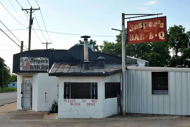 Jasper's Bar-B-Q - Waco, Texas