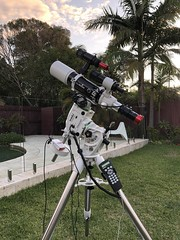 My Skywatcher BD80 ready for action