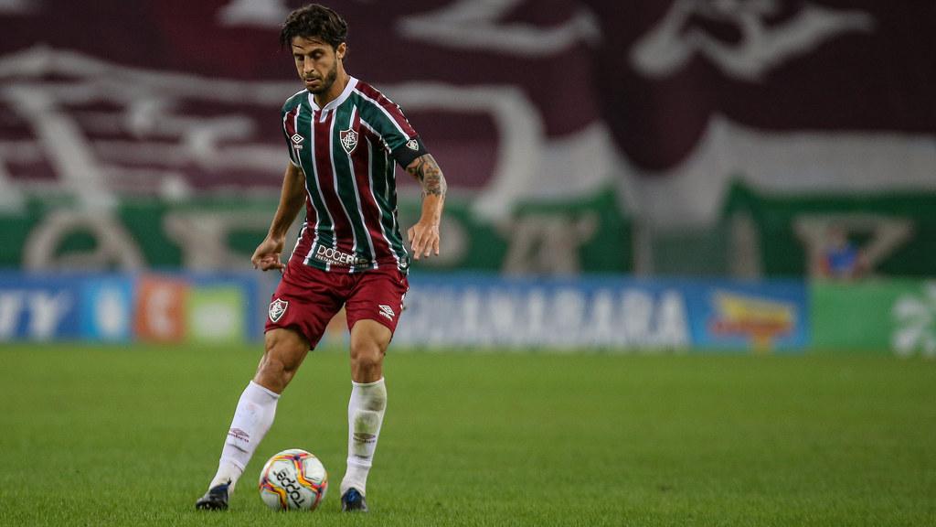 Fluminense x Flamengo - 15/07/2020