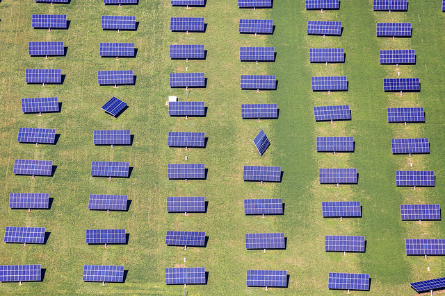 Two-Axis Solar Modules