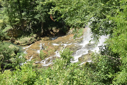 fallingsprings waterfall alleghanycounty scenicoverlook scenicview