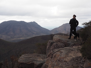Brett & Jess I - Mt Hassell Climb, Stirling Ranges, Western Australia | by Red Moon Sanctuary