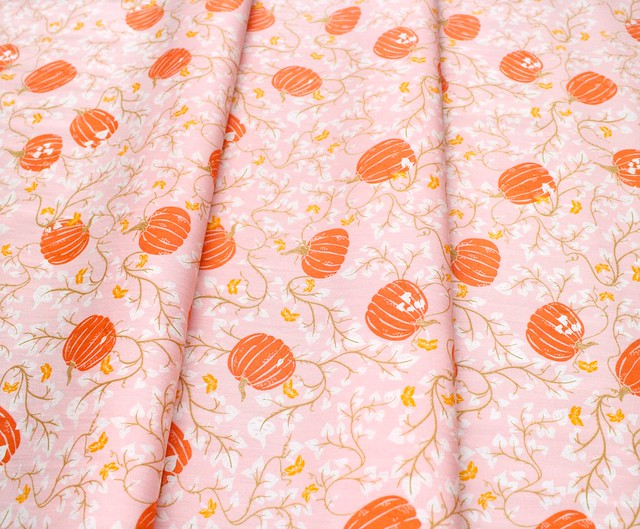 Art Gallery Fabrics Spooky'n Sweet Through the Pumpkin Patch