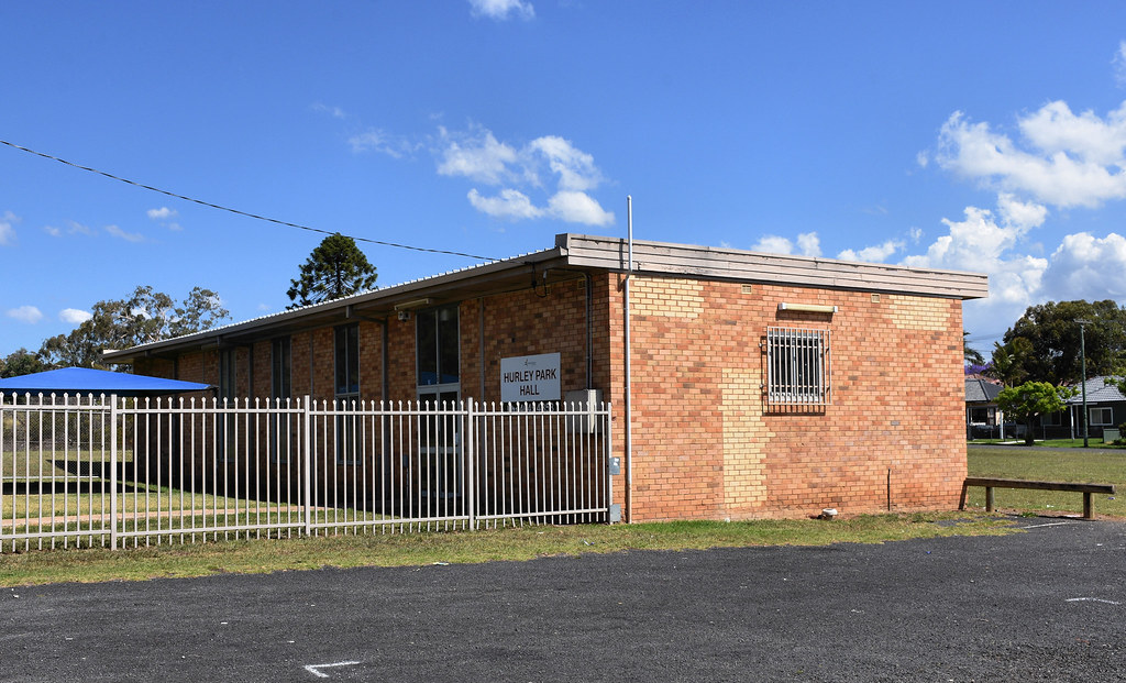 Hurley Park Hall, Campbelltown, Sydney, NSW.