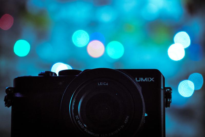 Panasonic DMC-LC100