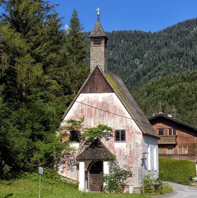 Achenkirch Hagenkapelle