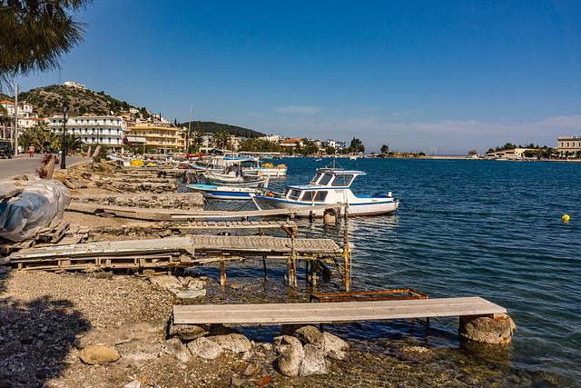 Poros Island, Grece