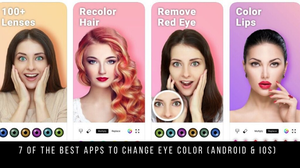 7 Of The Best Apps To Change Eye Color (Android & iOS)