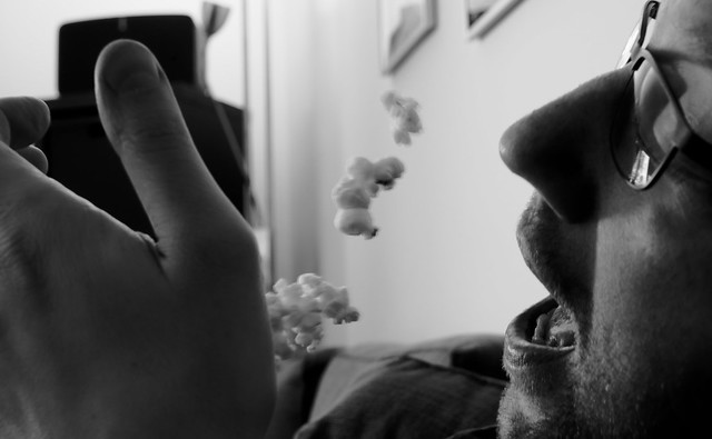Popcorn in Slowmo