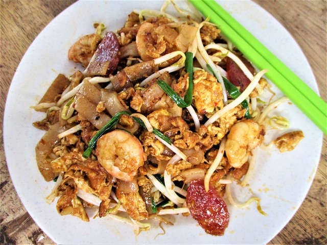 June Cafe Penang char kway teow