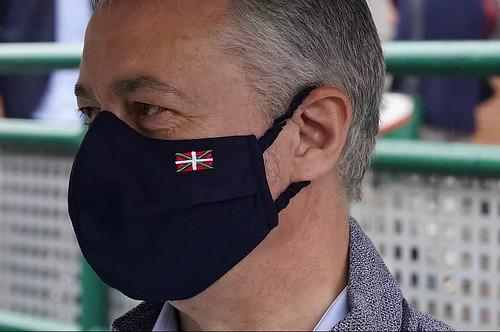 ¡Al final lo conseguimos: mascarillas obligatorias en Euskadi!