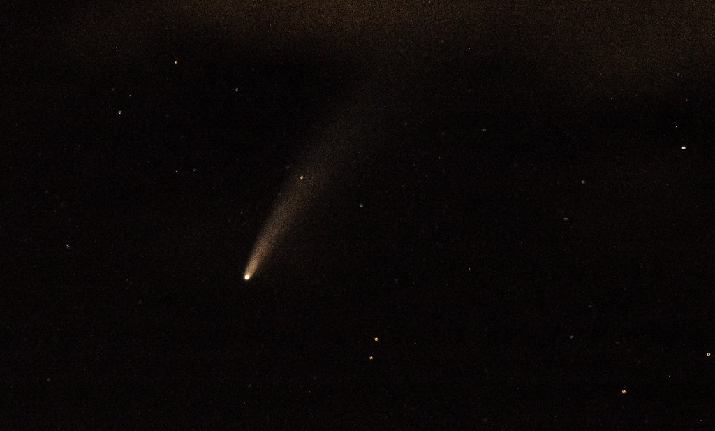 Comet ATLAS Probably Wont Be Visible From Earth With the