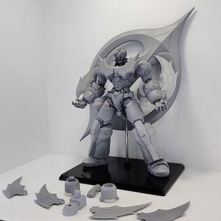 終焉的魔神降臨!CCSTOYS《真無敵鐵金剛ZERO vs 暗黑大將軍》無敵鐵金剛ZERO(マジンガーZERO)合金可動模型