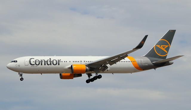Condor, D-ABUL, MSN 26259, Boeing 767-31B ER, 04.07.2020, FRA-EDDF, Frankfurt