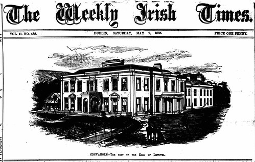 Weekly Irish Times - Saturday 02 May 1885
