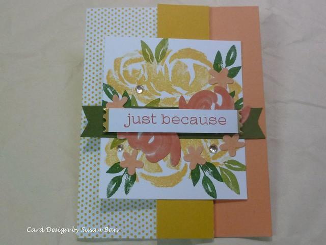 Card by Susan B