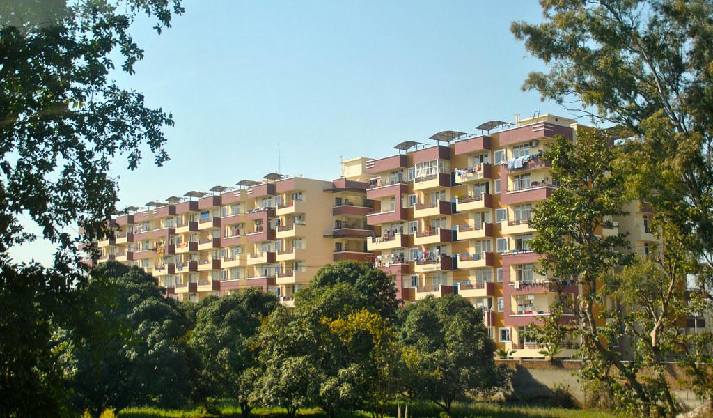 Apartemen di Roorkee