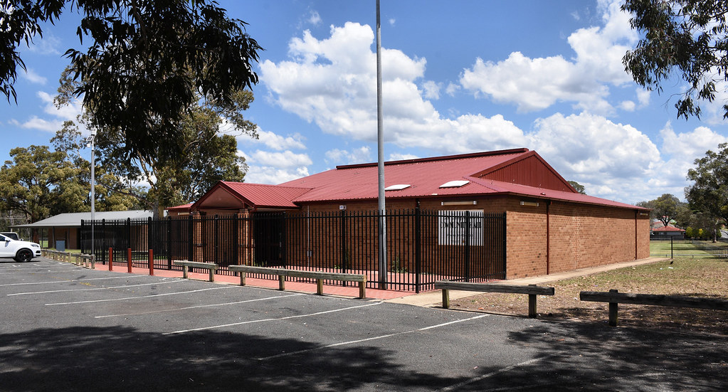 East Campbelltown Community Hall, East Campbelltown, Sydney, NSW.