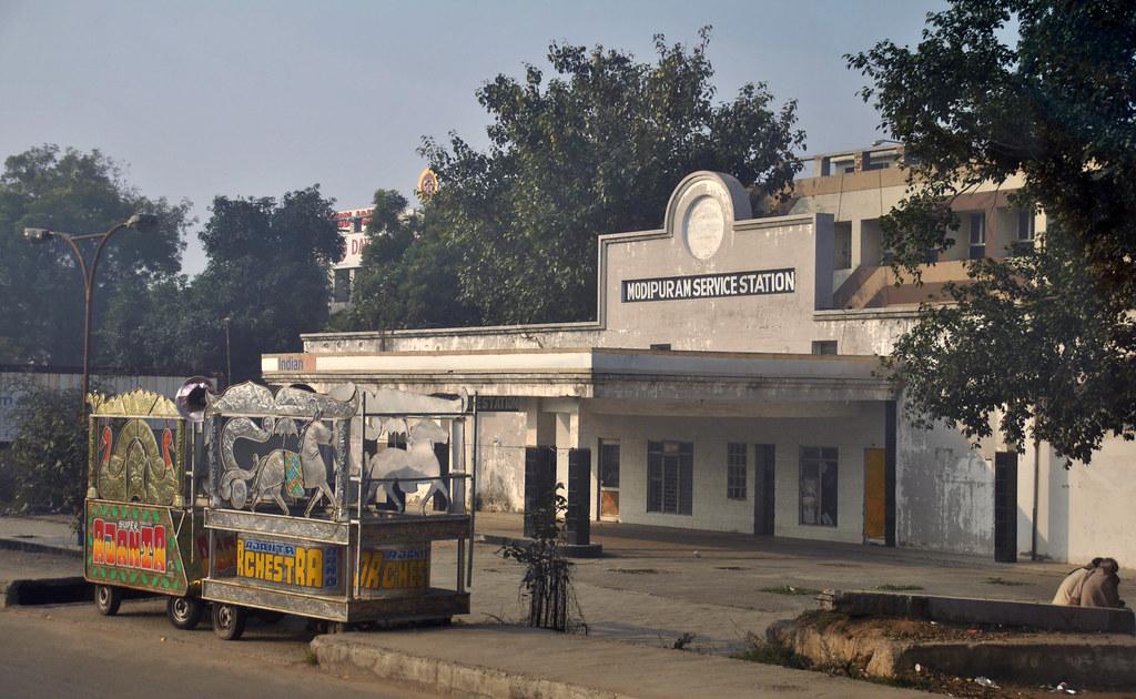 Modipuram Service Station
