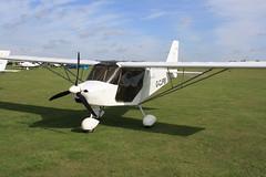 G-CJPB  Best Off Skyranger [BMAA HB 691] Sywell 310819
