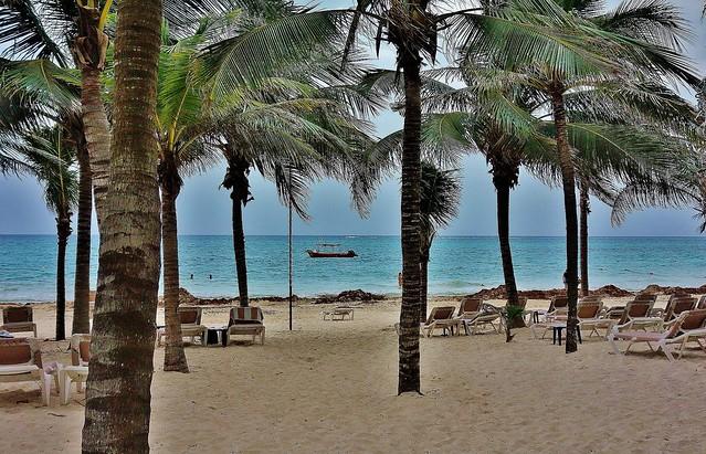 MEXICO, Punta/Playa Maroma, An der Riviera Maya, Hotel Catalonia, 19908/12864