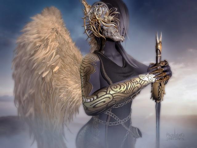 20200716 - 01 Golden Angel