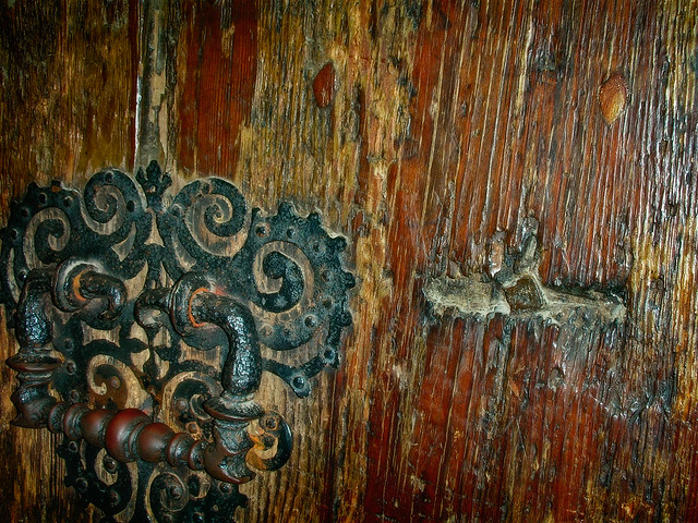 A Very Old Door