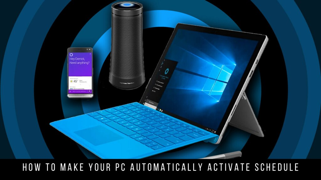 How to Make Your PC Automatically Activate Schedule