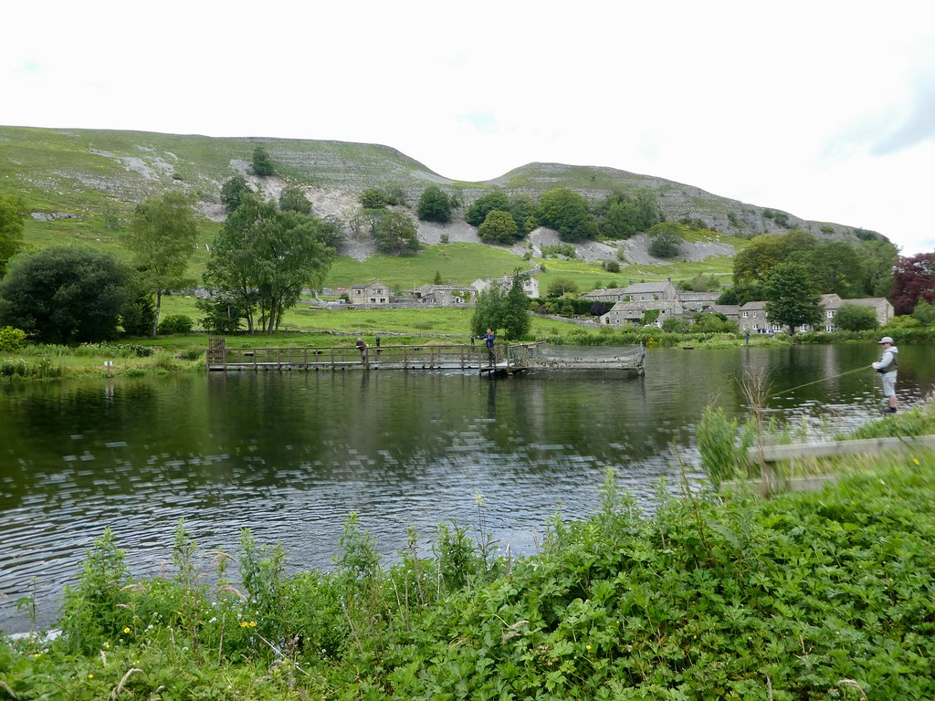 Kilnsey Park Estate Fishing