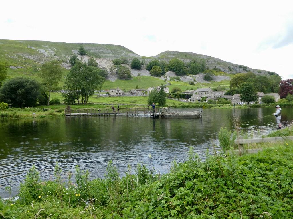 Kilnsey Park Estate Fishing