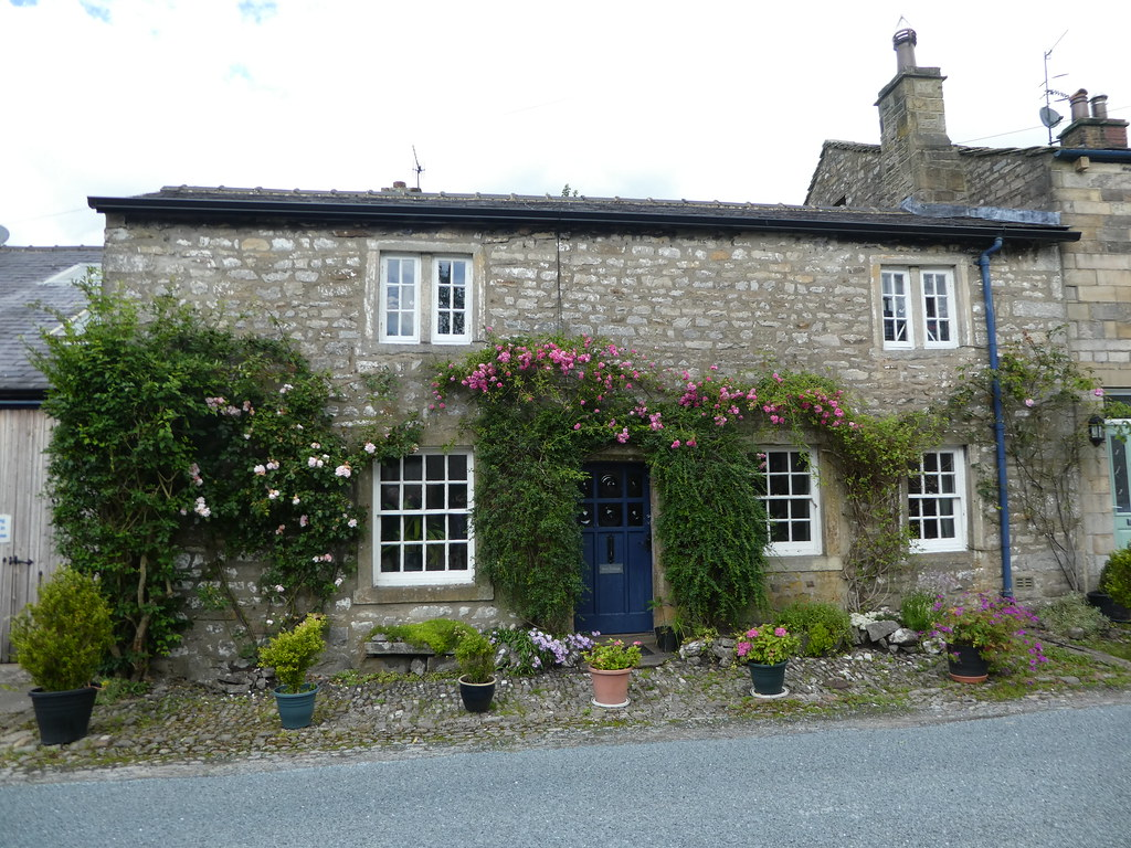 Traditional Dales cottage, Kettlewell