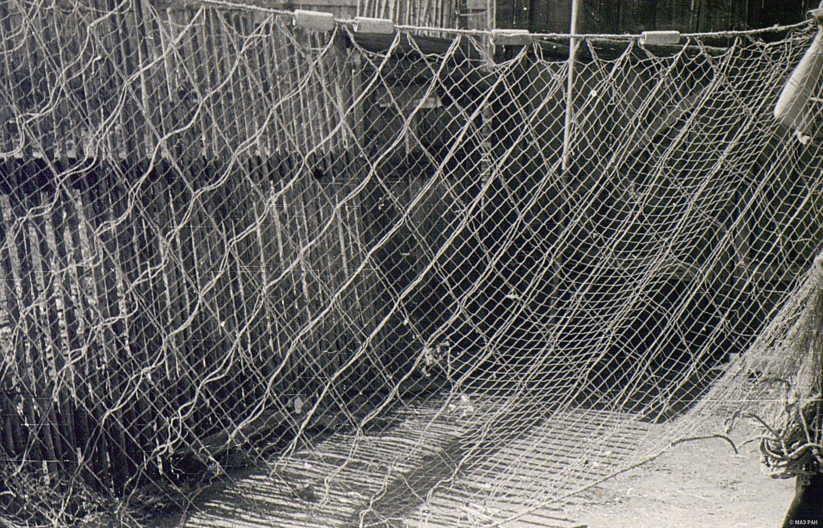 59. Трехстенная рыболовная сеть