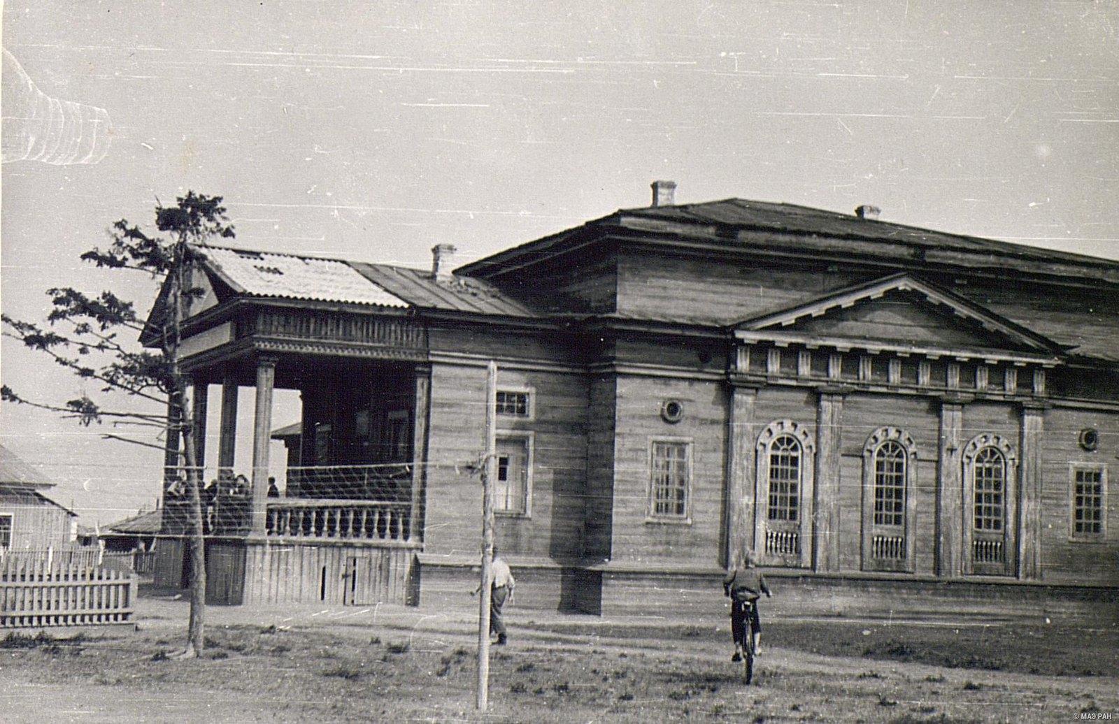 30. Дом культуры (бывшая церковь)