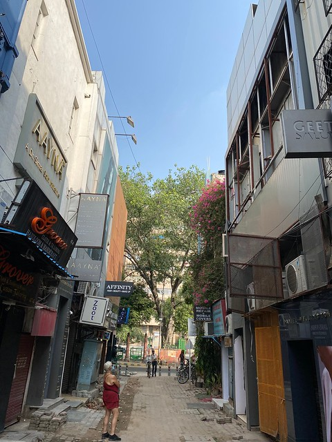Mission Delhi - Joban, Khan Market
