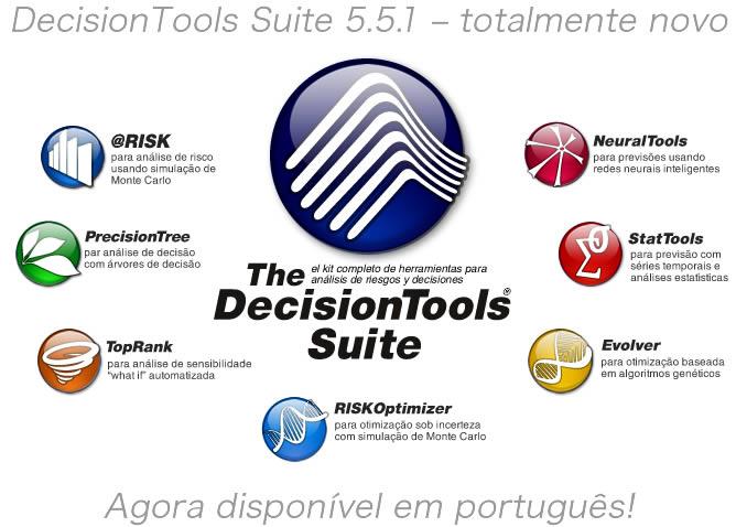 Palisade Decision Tools Suite 5.5.1 full license